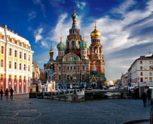 Petersburg 3 Tage